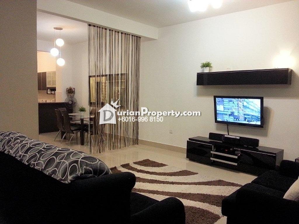 Superlink For Rent at Paragon Heights, Bukit Jalil