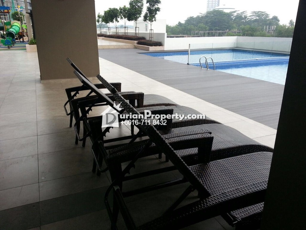 Apartment For Rent at Sky Oasis Residences, Johor Bahru