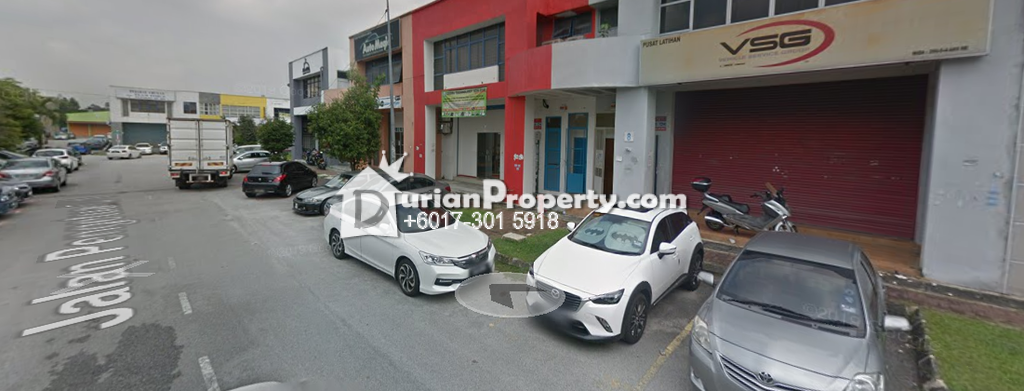 Terrace Factory For Sale at Hicom-glenmarie Industrial Park, Shah Alam