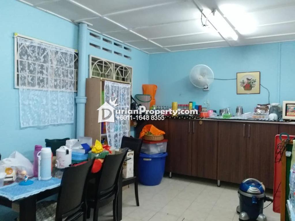 Terrace House For Sale at Taman Suria Jaya, Cheras
