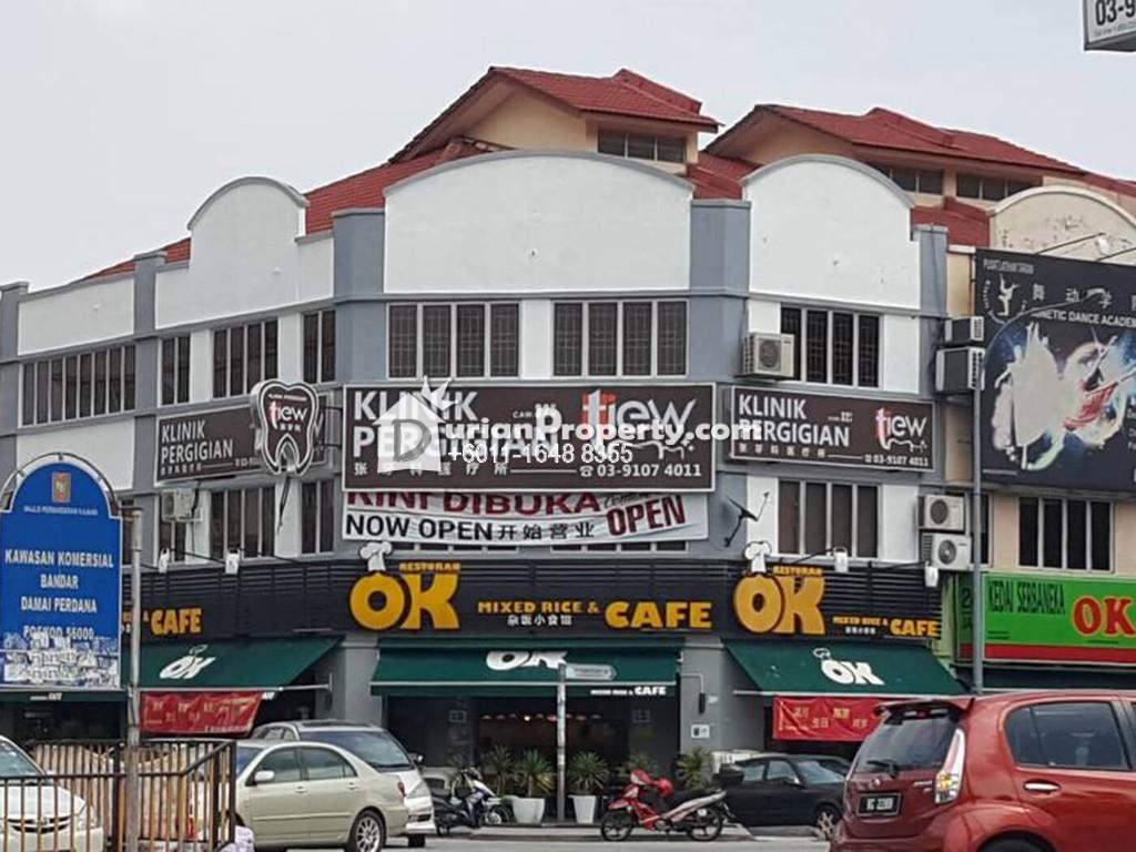 Superlink For Sale at D'Infiniti, Bandar Damai Perdana