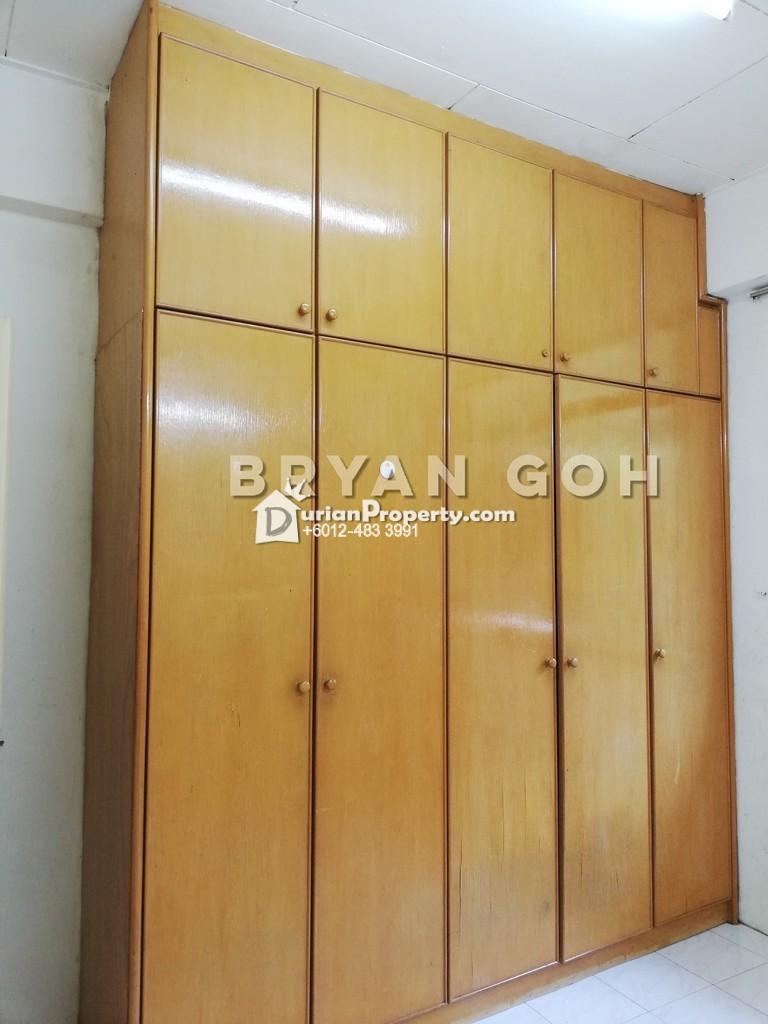 Apartment For Rent at Sri Carlyun Apartment, Green Lane