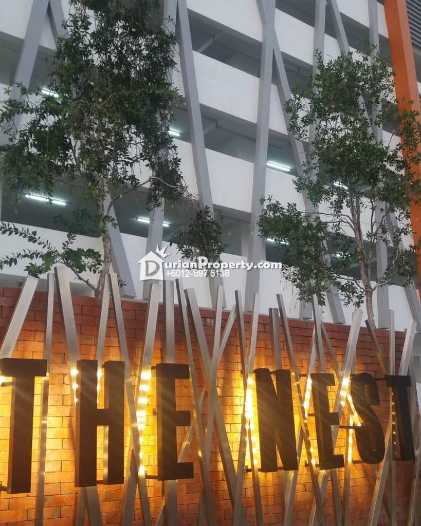 Condo For Rent at The Nest @ Genting Klang, Danau Kota