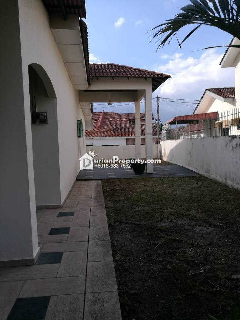 Terrace House For Sale at Panorama Lapangan Perdana, Ipoh