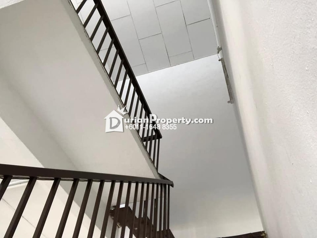 Terrace House For Sale at Taman Rakyat, Kuala Lumpur