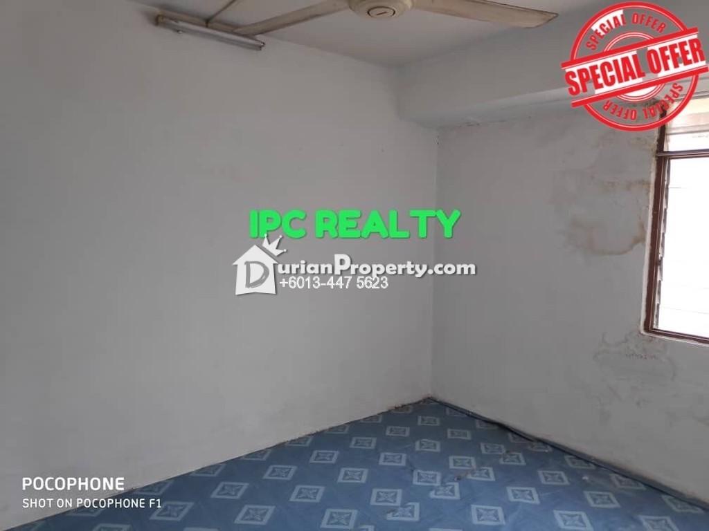 Flat For Sale at Flat Taman Emas Teluk Kumbar, Bayan Lepas