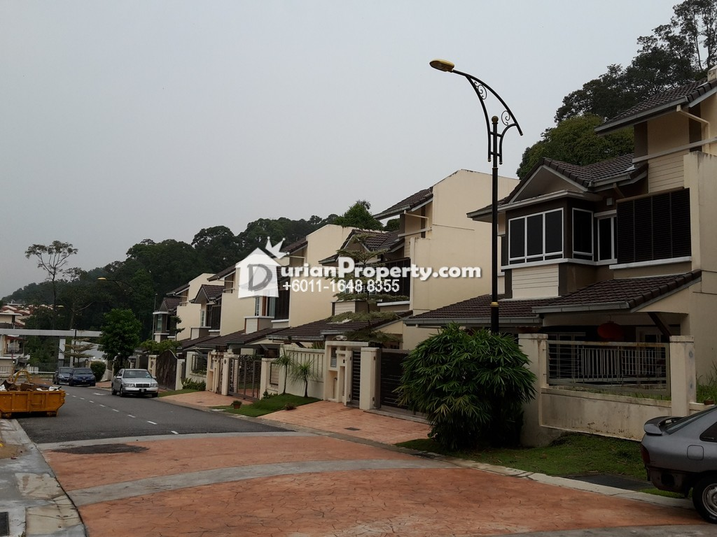 Bungalow House For Sale at Hijauan Residence, Batu 9 Cheras