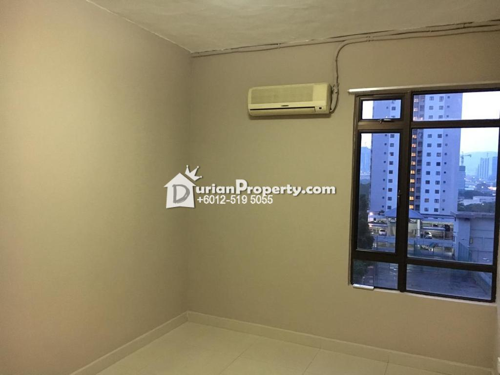 Condo For Rent at Sri Putramas II, Dutamas