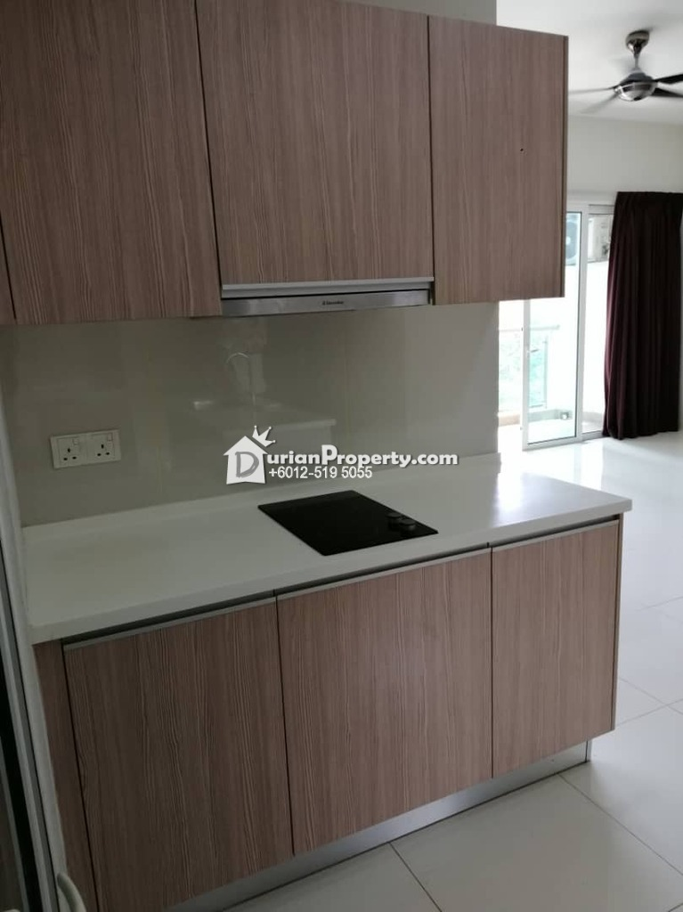 Condo For Rent at Royal Regent, Dutamas