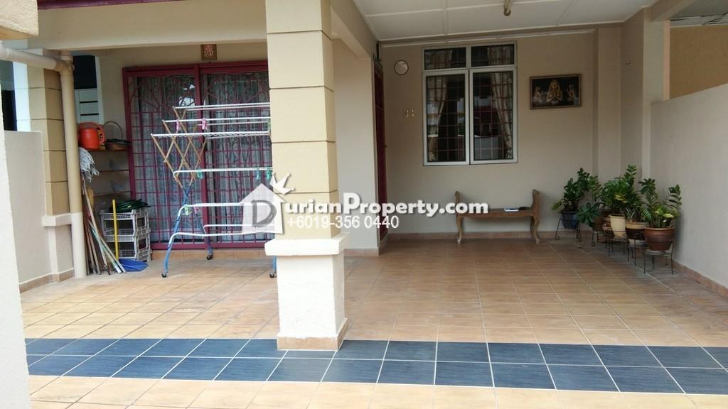 Terrace House For Sale at Subang Impian, Subang