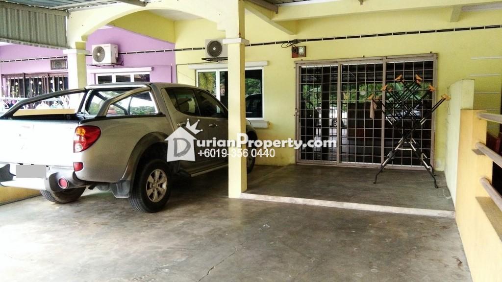 Terrace House For Sale at Pekan Meru, Klang