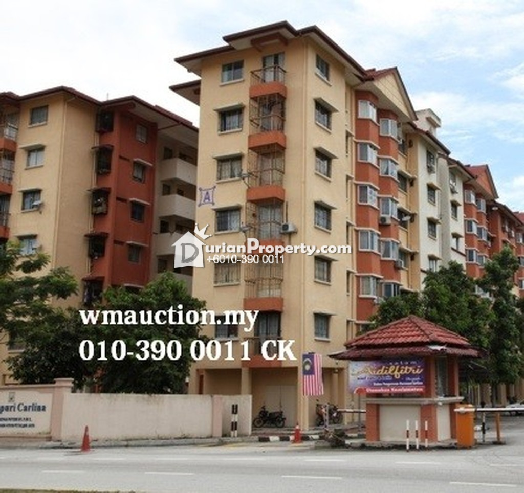 Apartment For Auction at PJU 5, Kota Damansara