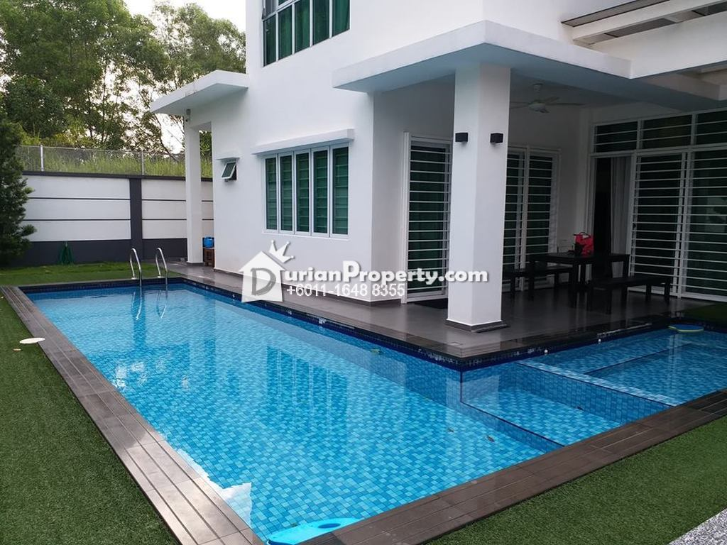 Bungalow House For Sale at Mahkota Villa, Bandar Mahkota Cheras
