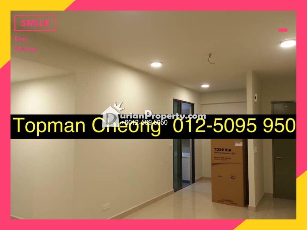 Condo For Rent at Lakepark Residence @ KL North, Kuala Lumpur