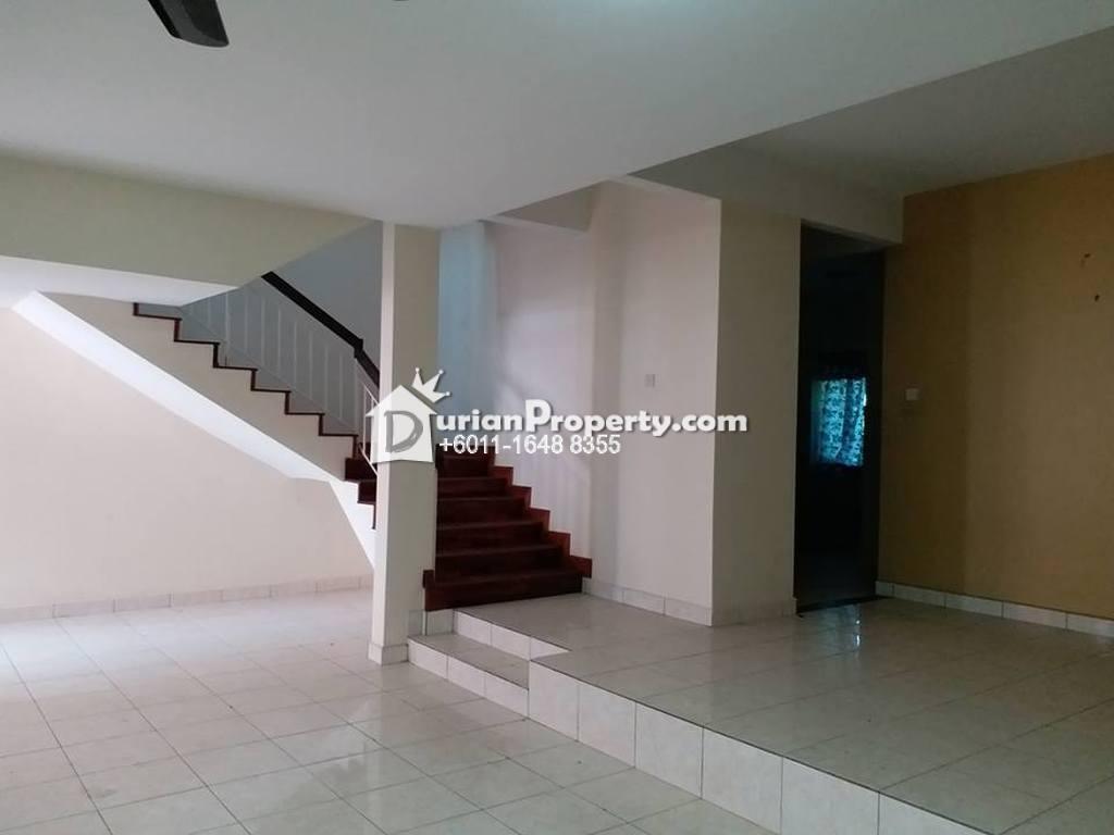 Semi D For Sale at Idaman Villa, Batu 9 Cheras