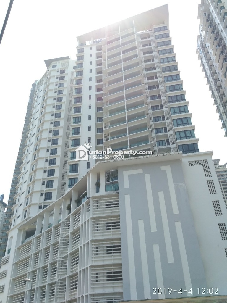 Condo For Auction at Richmond, Mont Kiara for RM 815,670 by
