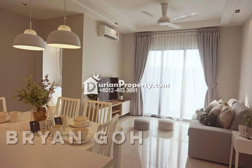 Condo For Rent at TRI Pinnacles, Tanjung Tokong