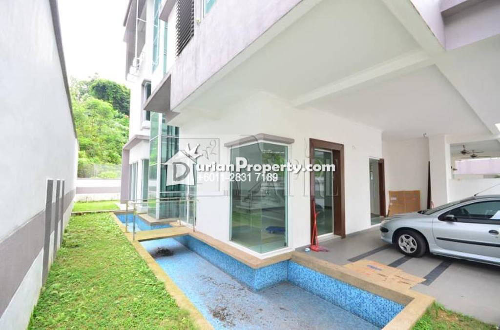 Semi D For Sale at Beverly Heights, Bukit Gambier