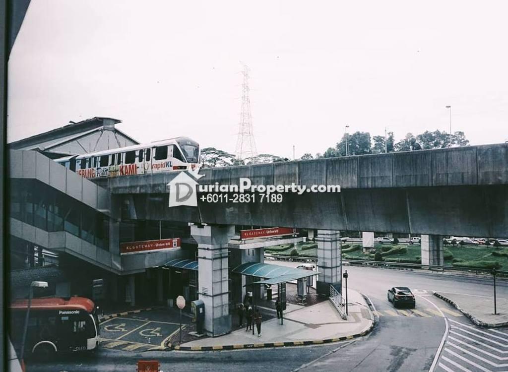 Condo For Sale at Residensi Kerinchi, Bangsar