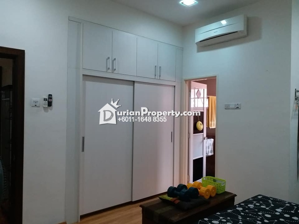 Semi D For Sale at Capa Residency, Bandar Sungai Long