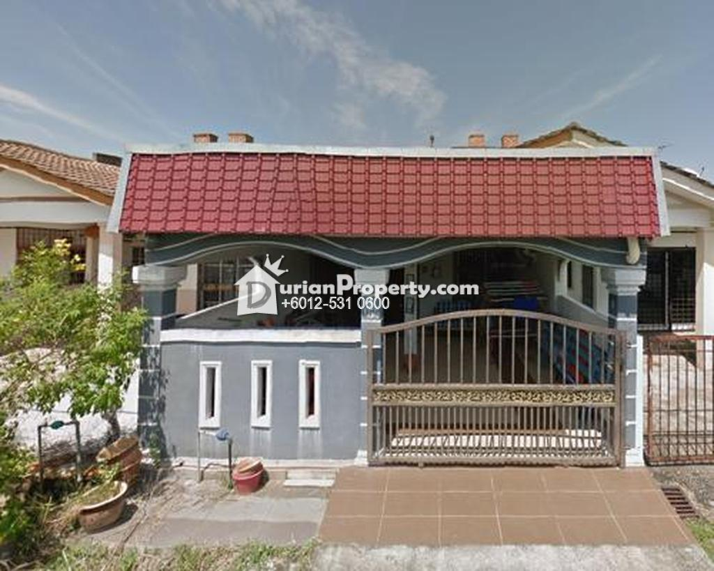 Terrace House For Auction at Taman Anika, Port Dickson
