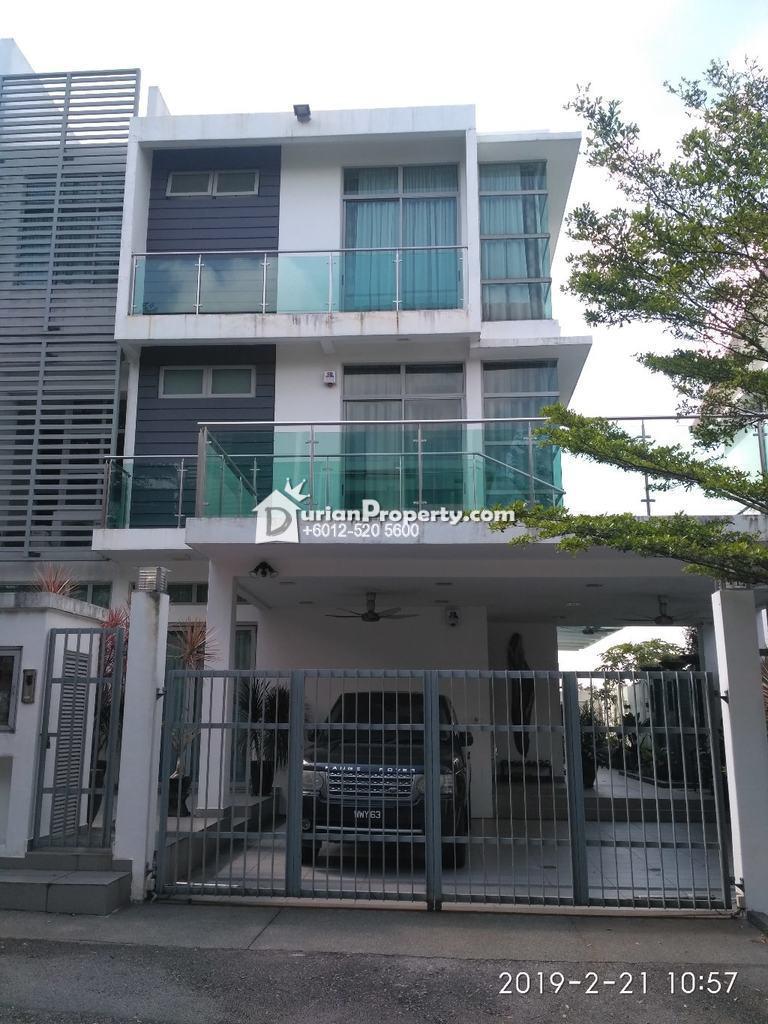 Semi D For Auction at Vila Laman Cahaya, Kuala Lumpur