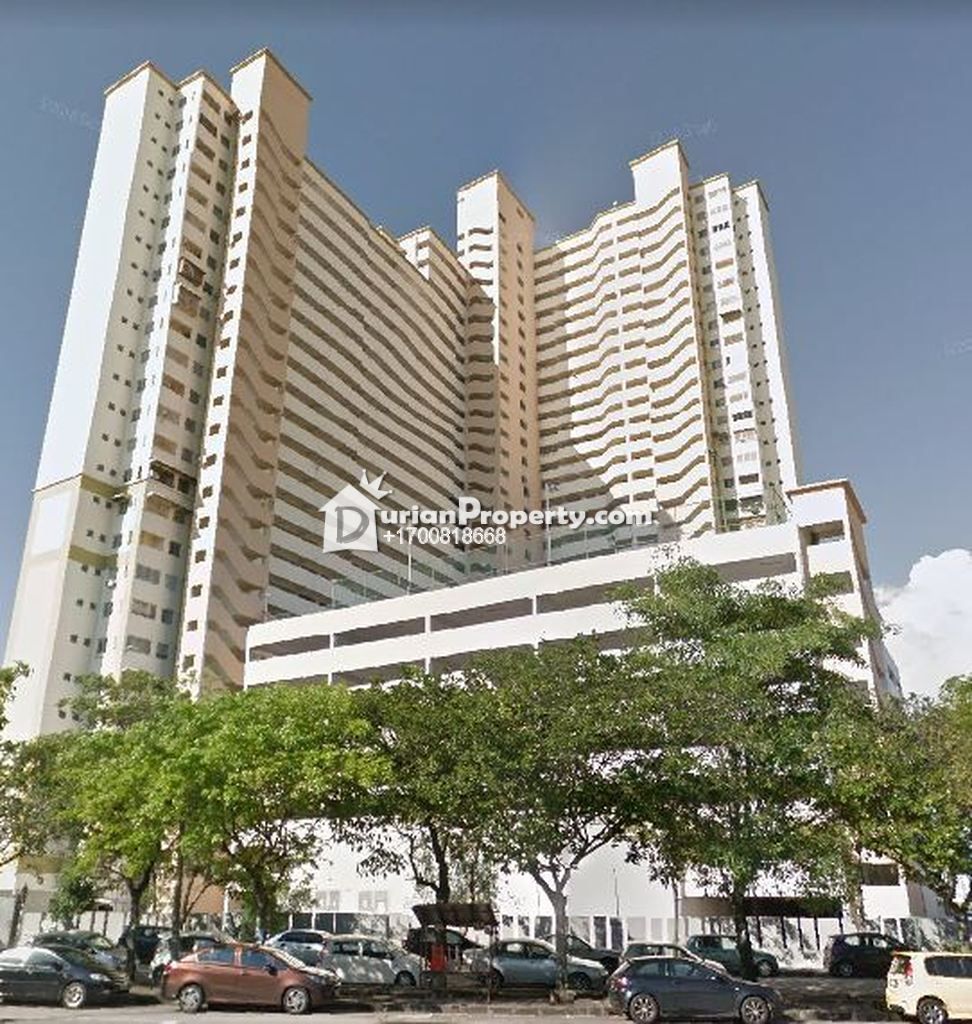 Apartment For Auction at Casa Prima, Seberang Jaya