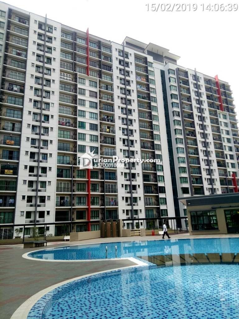 Condo For Auction at Selayang Heights Apartment, Selayang Heights