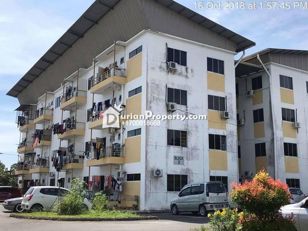 Apartment For Auction at Iris Garden, Bintulu