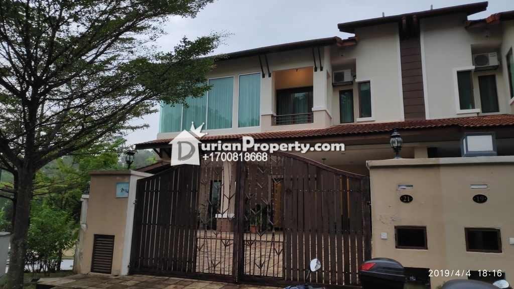 Terrace House For Auction at Taman Bukit Utama, Bukit Antarabangsa