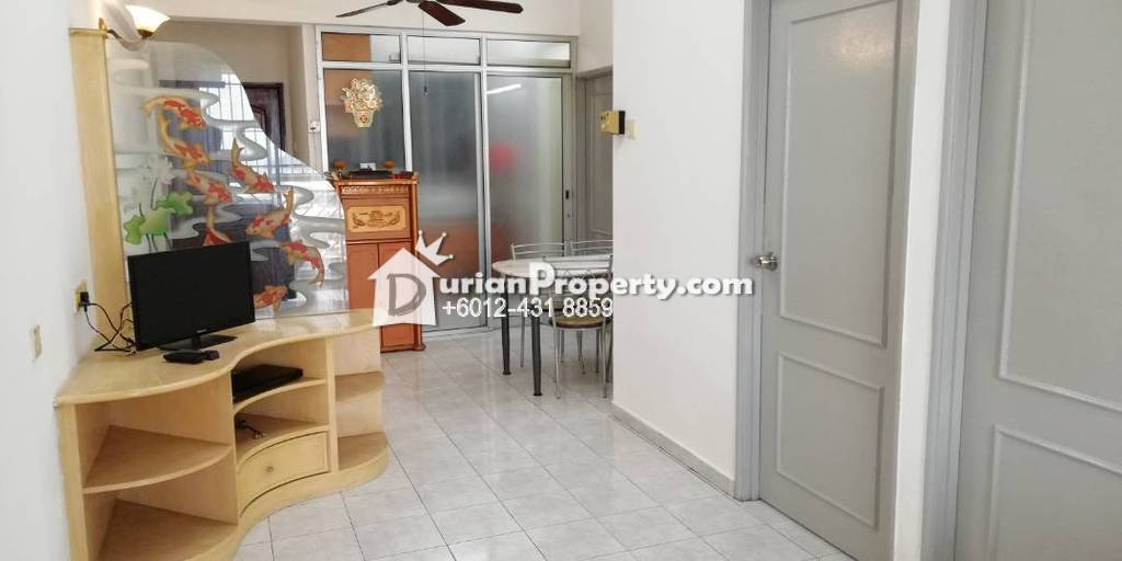 Apartment For Rent at BJ Court, Bukit Jambul