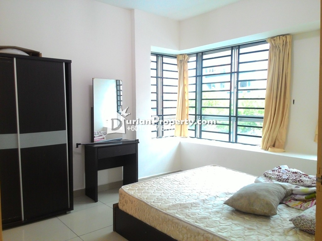 Apartment For Rent At Cyber City Apartments 2 Kota Kinabalu