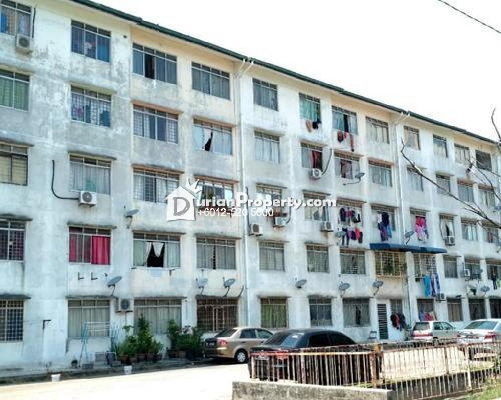 Flat For Auction at Taman Inderawasih, Seberang Jaya
