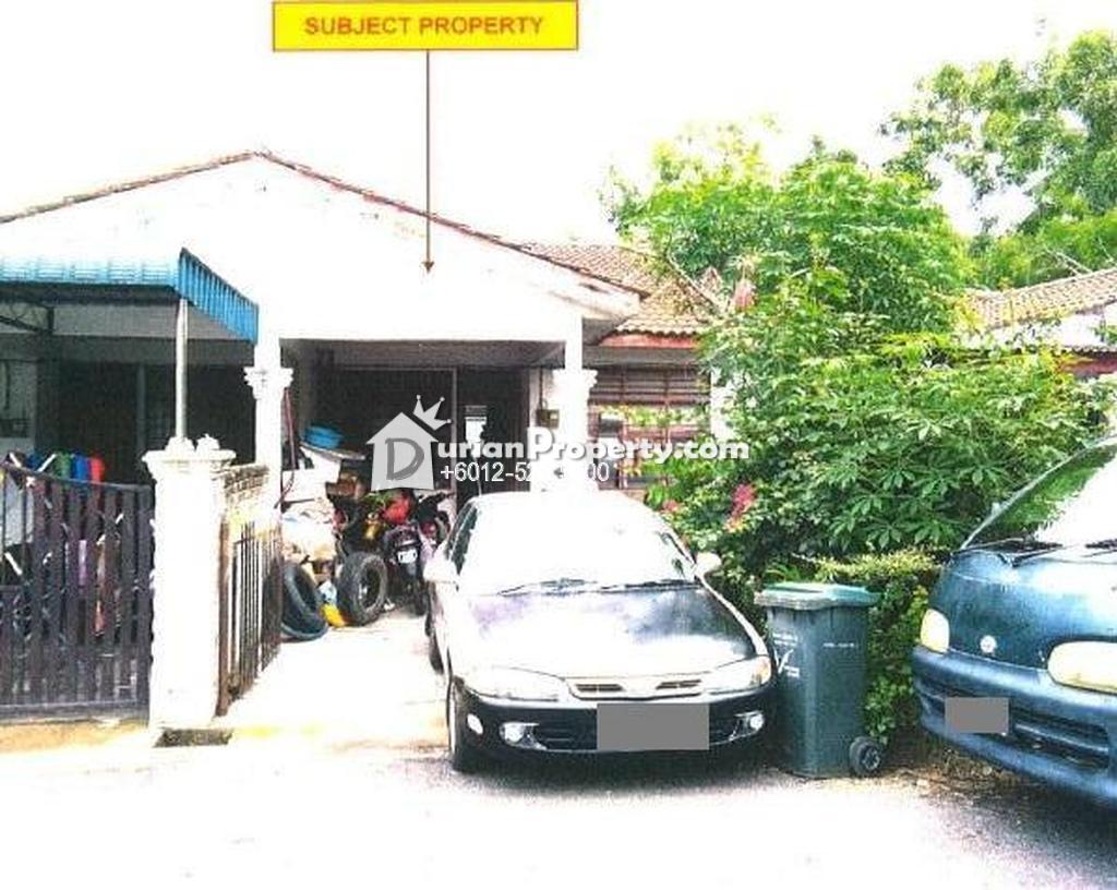 Terrace House For Auction at Taman Sheikh Fadzir, Kedah