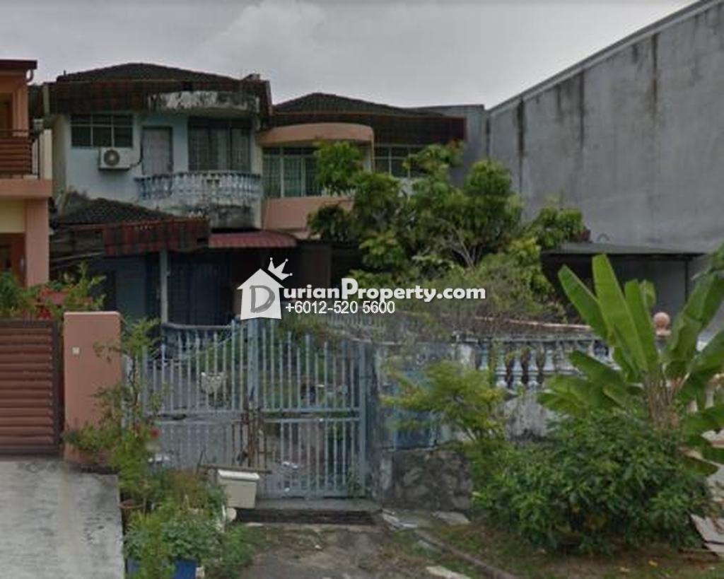 Terrace House For Auction at Taman Rasah Jaya, Rasah