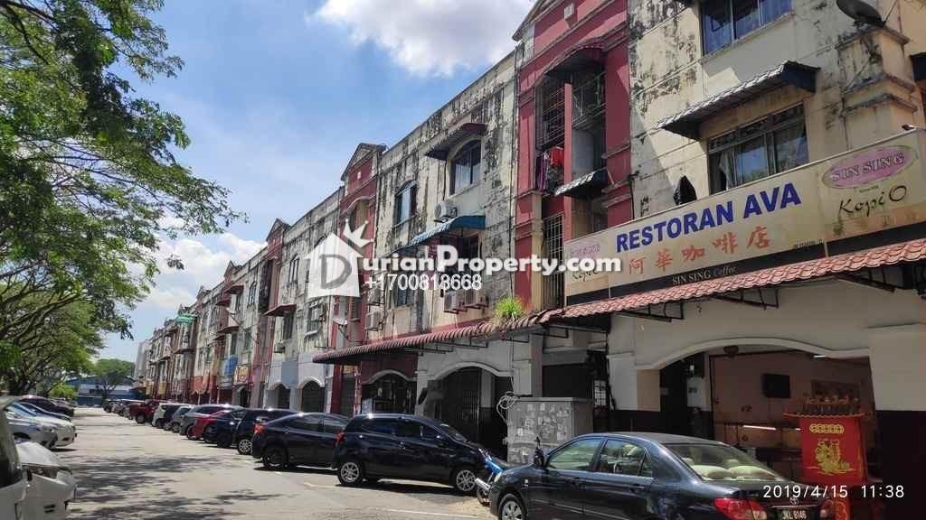 Apartment For Auction at Taman Tan Sri Yaacob, Skudai