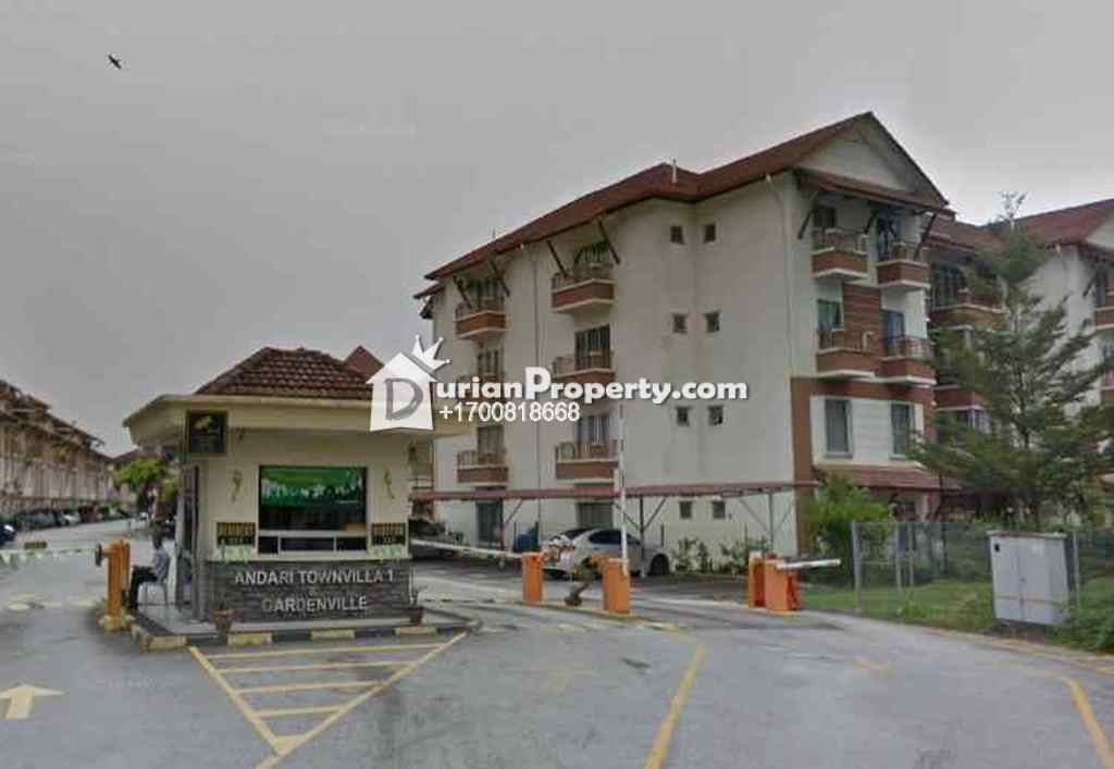 Apartment For Auction at Selayang Heights Apartment, Selayang Heights
