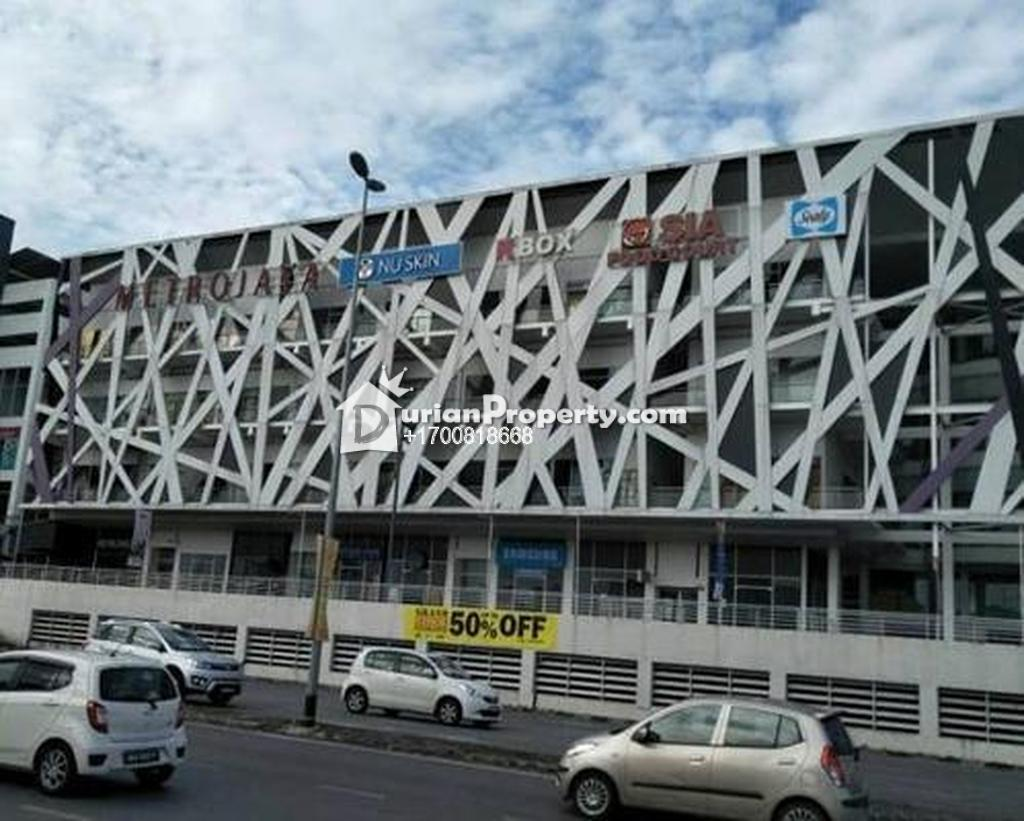 Retail Space For Auction at CityONE Megamall, Kuching