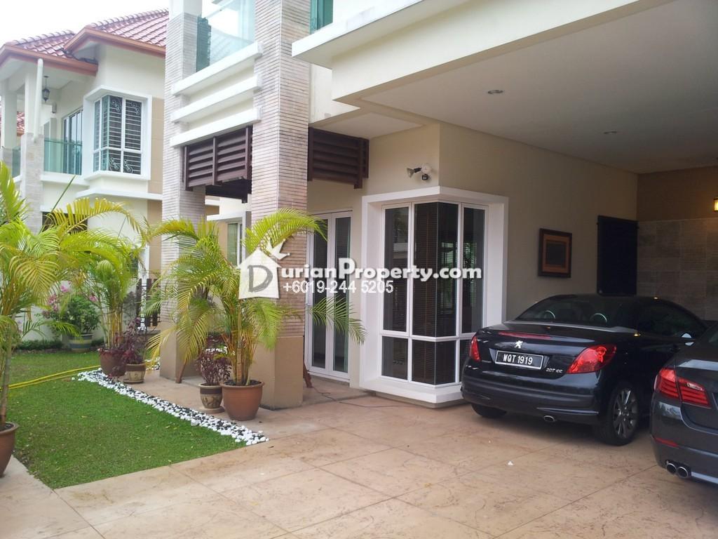 Semi D For Sale at Villa Manja, Bandar Menjalara
