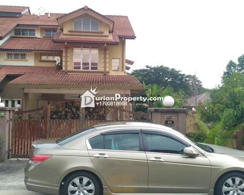 Terrace House For Auction at Seksyen U16, Denai Alam