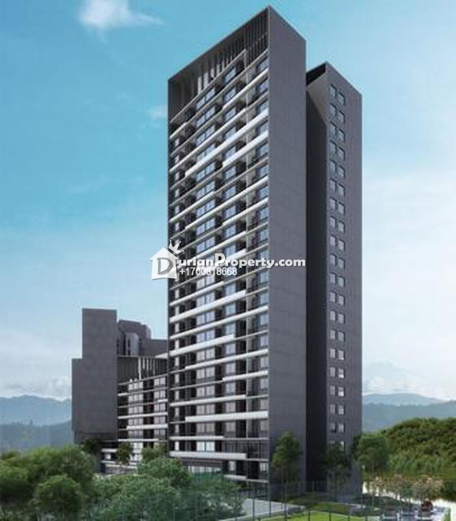Apartment For Auction at Dream City, Seri Kembangan