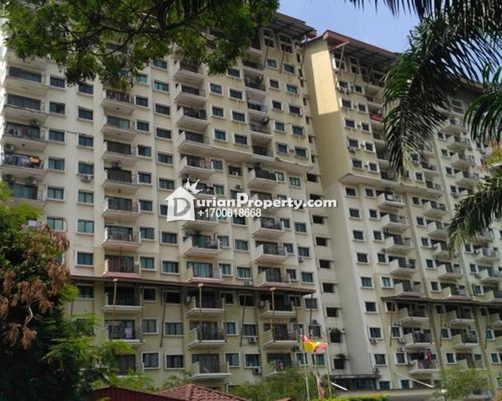 Apartment For Auction at Puri Aiyu, Shah Alam