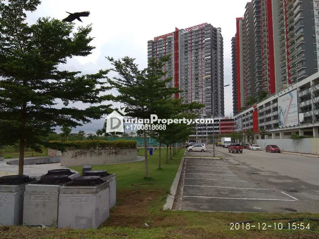 Apartment For Auction at Koi Prima, Puchong