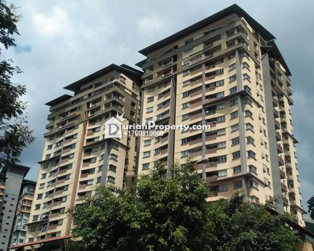 Condo For Auction at Damansara Perdana, Petaling Jaya