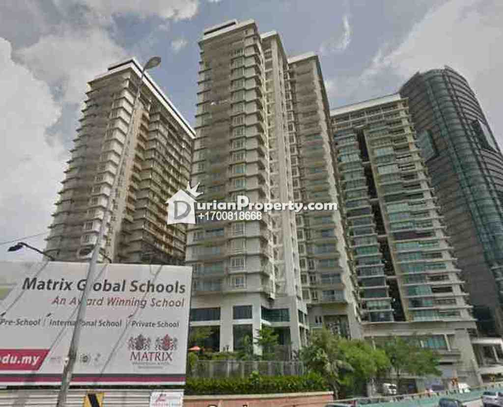 Apartment For Auction at Northpoint, Mid Valley City