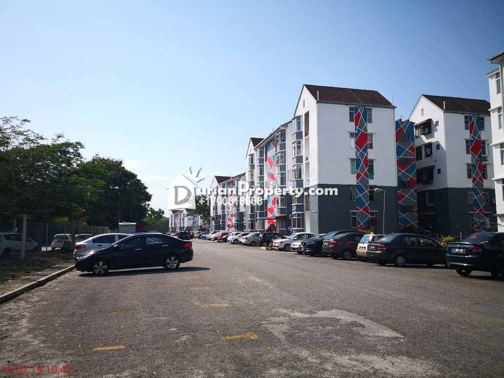 Apartment For Auction at Taman Putra Perdana, Puchong