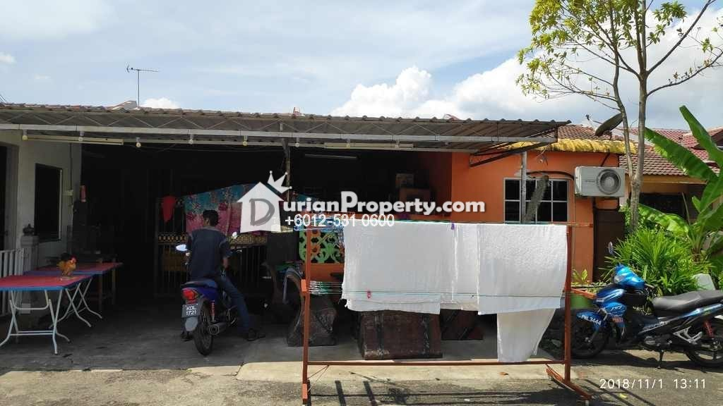 Terrace House For Auction at Bandar Amanjaya, Sungai Petani