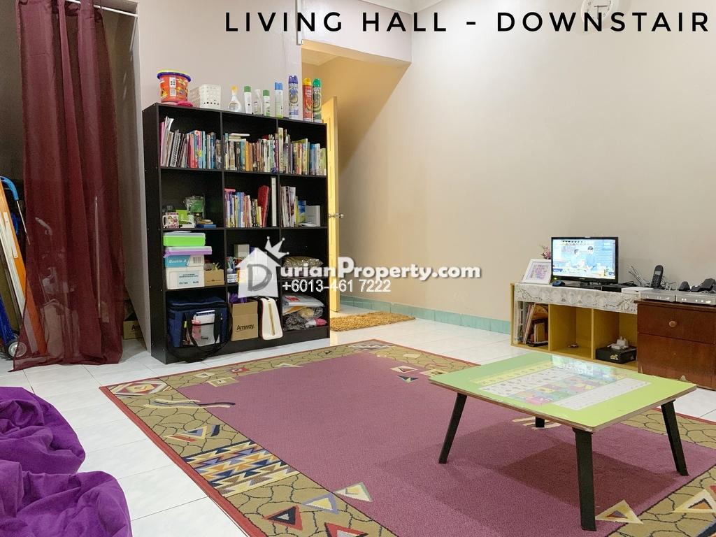 Apartment Duplex For Sale at Sri Camellia Apartment, Kajang