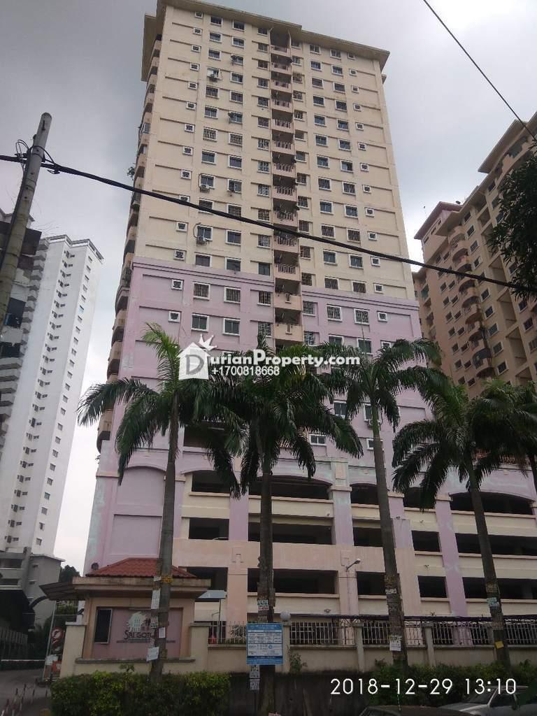 Apartment For Auction at Sri Gotong Apartment, Batu Caves