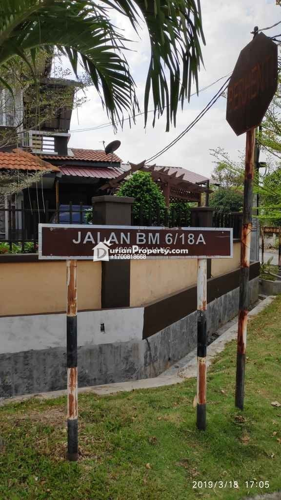 Cluster For Auction at Bandar Bukit Mahkota, Kajang